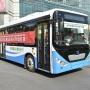 По Перми будут ездить китайские электробусы. Их привезут, чтобы протестировать в уральском климате
