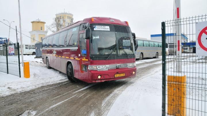На Пасху для верующих пустят бесплатные автобусы до Ганиной Ямы