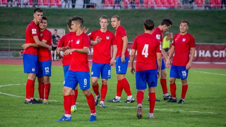 Будко не спас: футболисты ростовского СКА встретились со ставропольским «Динамо»