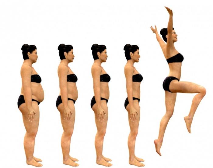 Новосибирцы не узнают своих жён после этого способа похудения