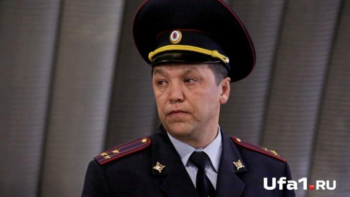 Главный госавтоинспектор Башкирии лично проинспектировал дороги
