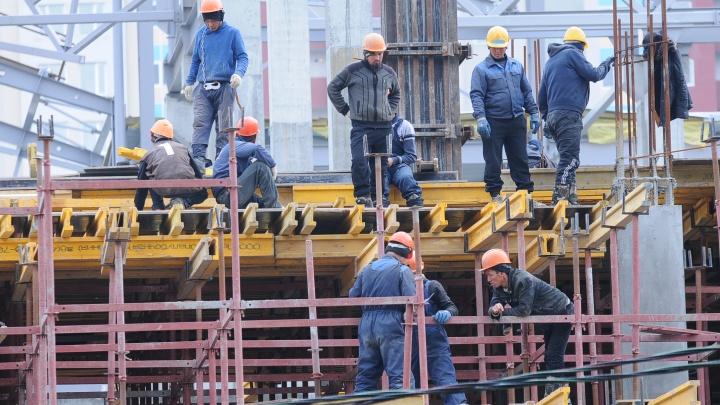 В Свердловскстате рассказали, сколько за год построили и продали жилья