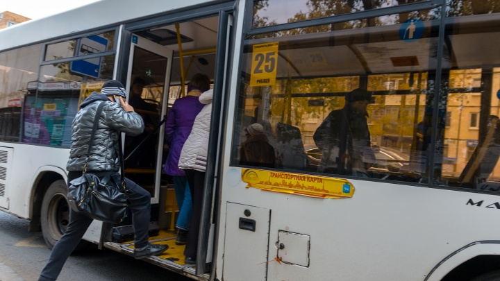 В Самаре маршрут автобуса №32 продлили до площади Революции