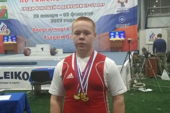 Сергей Клещин — воспитанник Олега Писаревского