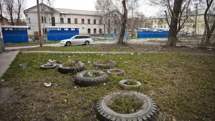 Власти объяснили, зачем строят второй детский сад в микрорайоне, где медленно сносят дома