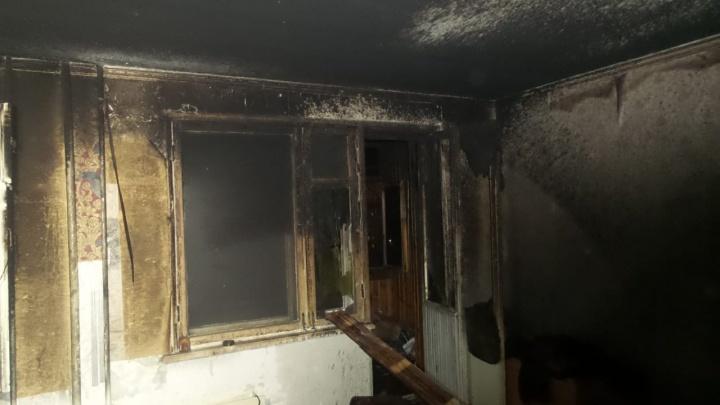 Четвертый случай за месяц: на Юго-Западе из-за пожара эвакуировали жильцов двенадцатиэтажки
