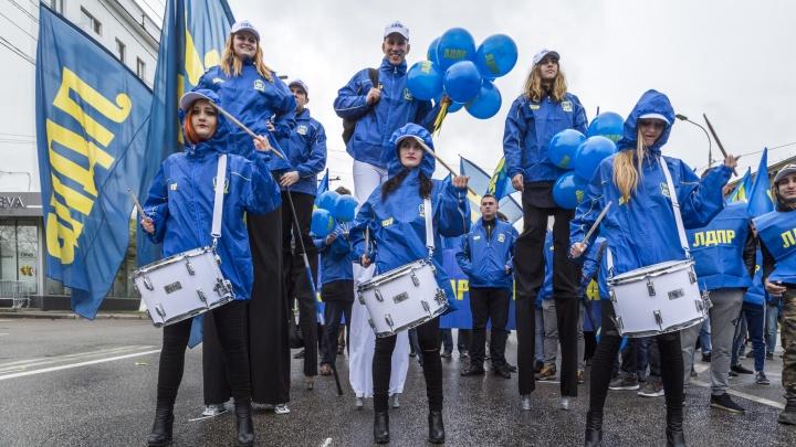 В Волгограде на видео сняли расплату с демонстрантами за Первомай