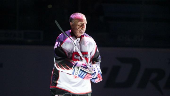 В возрасте 72 лет из жизни ушёл ветеран омского хоккея Григорий Бердышев