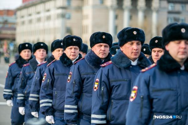 По нашим подсчетам, в феврале в Красноярск приедут около 5 тысяч дополнительных полицейских