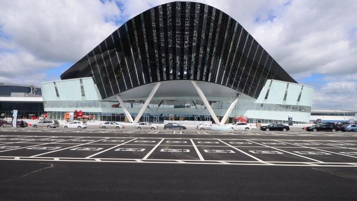 Комнаты для Путина уже опечатали: как выглядит екатеринбургский конгресс-центр за 10 миллиардов