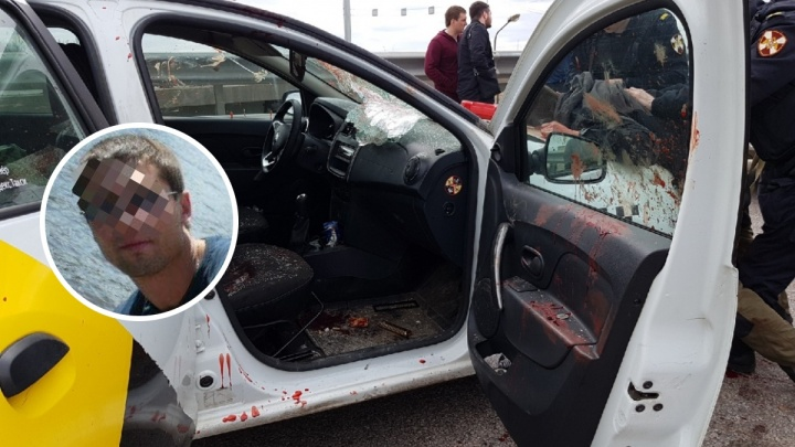 Пассажир, который порезал таксиста, рассказал, почему он это сделал