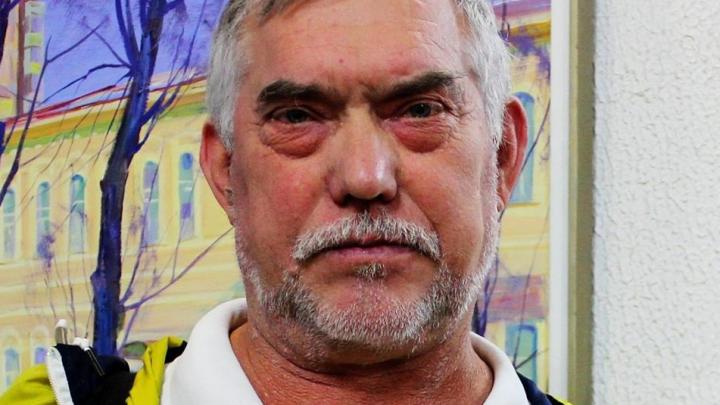 В Волгограде умер художник Евгений Пикулев