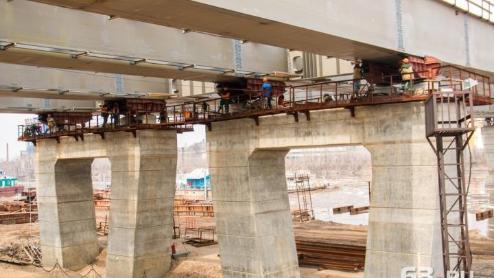 В Самаре прорабатывают вопрос о запуске троллейбусов по Фрунзенскому мосту