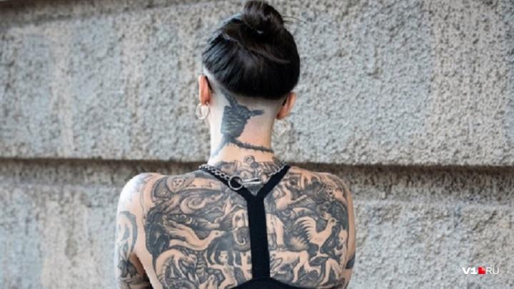 В Волгограде победу в Сталинградской битве отметят чемпионатом татуировщиков