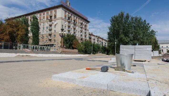 «Мы в тренде»: волгоградские архитекторы получили грамоту за вырубленную набережную