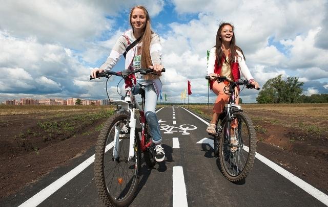 Уфа может стать велосипедной столицей