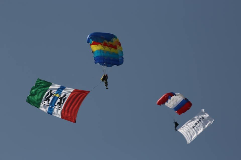 Авиашоу сучастием раритетных самолётов пройдёт вНовосибирске