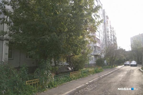 Сейчас мама троих детей живёт в Красноярске