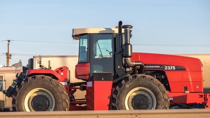 Ростсельмаш построит новый тракторный завод