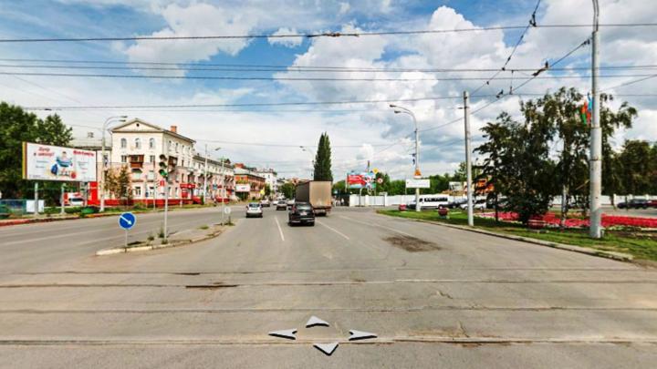 На Богдана Хмельницкого из-за ремонта путей четыре дня не будут ездить трамваи