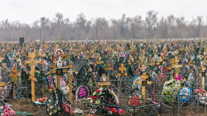 Строительства нового кладбища в Самаре придется ждать еще 5 лет