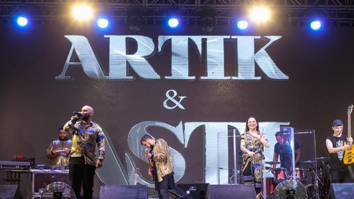 Лучшая поп-группа 2018 года выступила в Котельниково на празднике «ЕвроХима»