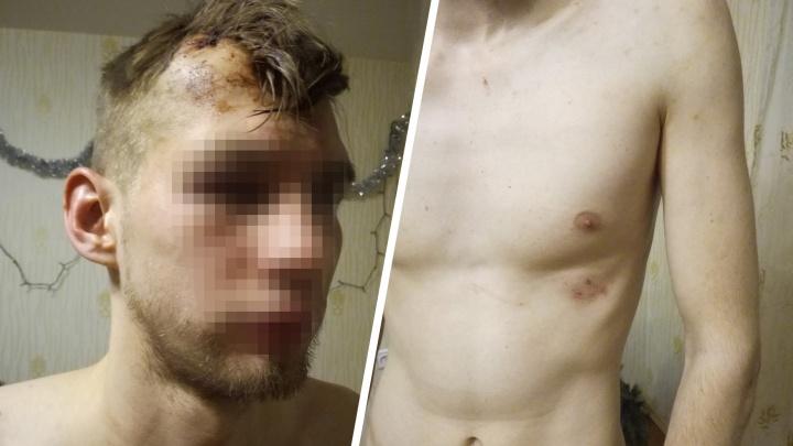 «Ударили шокером, надели наручники»: челябинец с женой заявили об избиении охраной в больнице