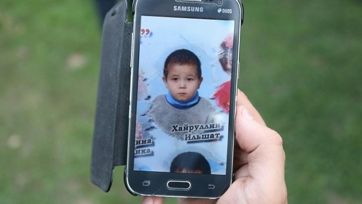 Следственный комитет возбудил дело об убийстве после исчезновения больного ребёнка под Челябинском