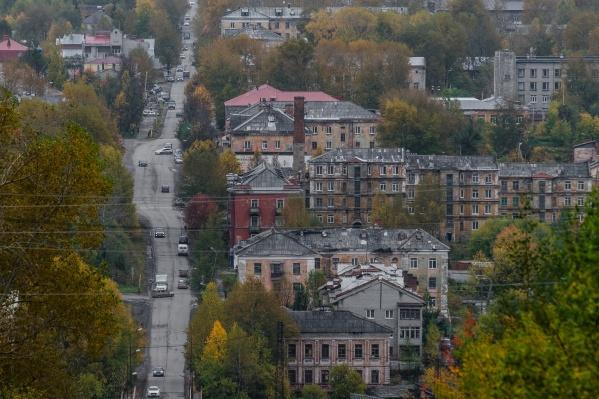 В Кизеле чуть больше 35 тысяч жителей
