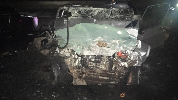 Авария в Кетовском районе унесла жизнь пассажира