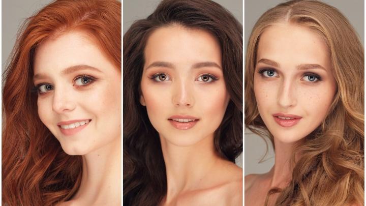 27 красоток: выбираем самую симпатичную участницу конкурса «Мисс Екатеринбург»