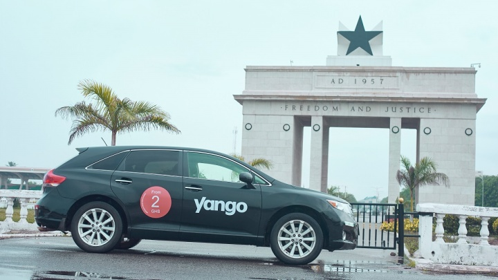 «Яндекс.Такси» шагает по планете: российский сервис заработал в 17 странах мира