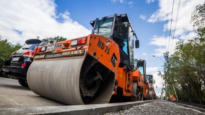 Строительство новой дороги на Петухова оценили в 198 миллионов