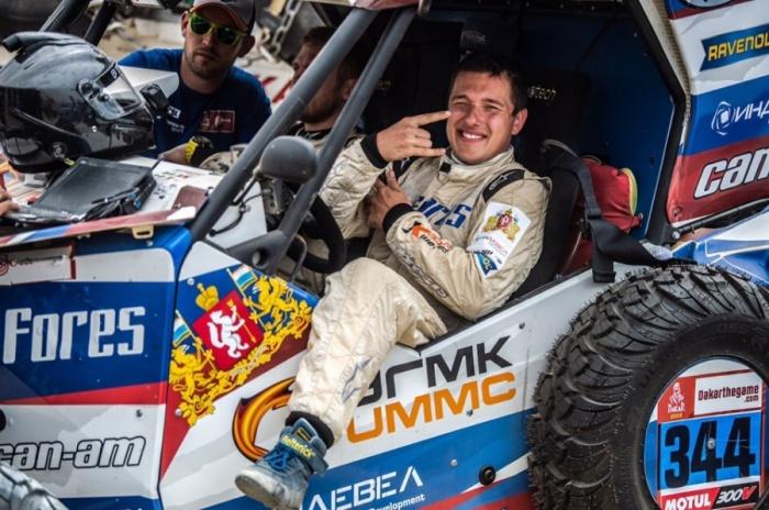 Победитель «Дакара» хочет провести гонки в Екатеринбурге для популяризации автоспорта на Урале