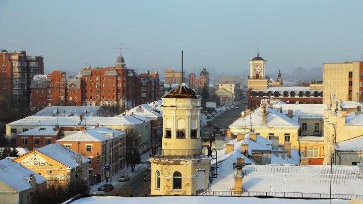 Омские синоптики спрогнозировали тёплые выходные