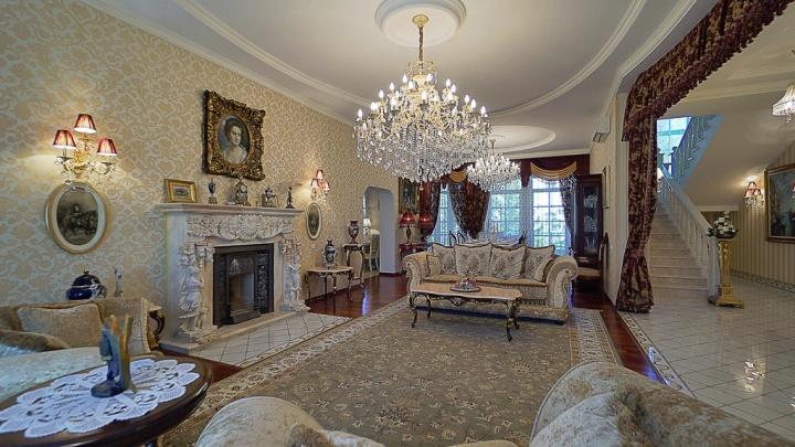 Кому дом за 200 миллионов? Разглядываем самые дорогие коттеджи в продаже на «уральской Рублевке»