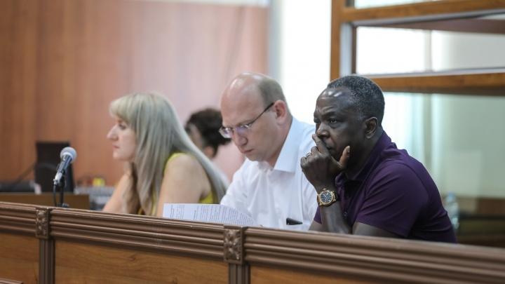 «Попросим дополнительного наказания»: волгоградцы хотят отстранить Марсело Нтире от операций