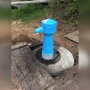 Вандалы оставили часть деревни Повракула без колонок с водой