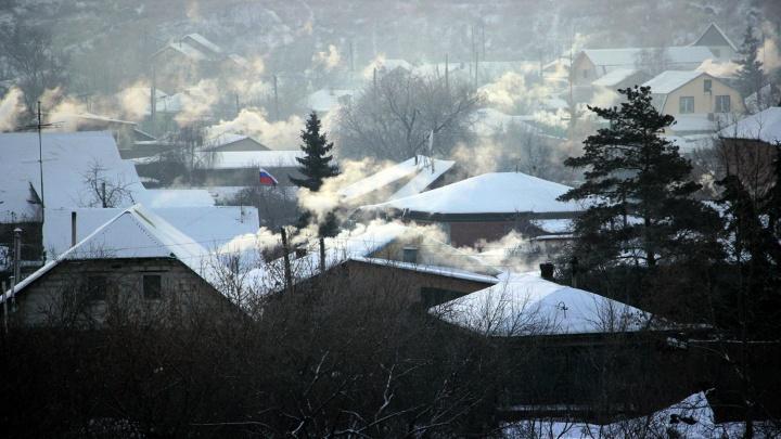 На Омскую область надвигаются тридцатиградусные морозы