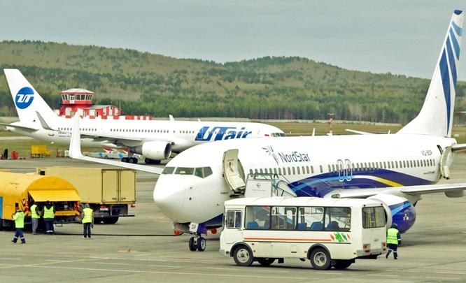 «Нордстар» оштрафовали на 100 тысяч за задержку рейса в Красноярск