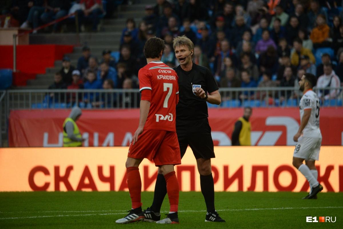 Это была достойная битва: «Урал» проиграл «Локомотиву» в финале Кубка России