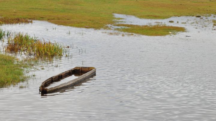 «Воздержитесь от поездок»: из-за подтоплений на реке Мезени отменили работу парома