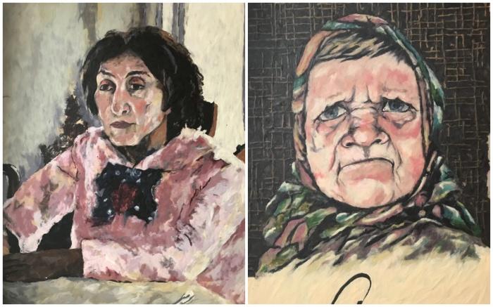 Узнаёте героинь этих картин? Время их не пощадило