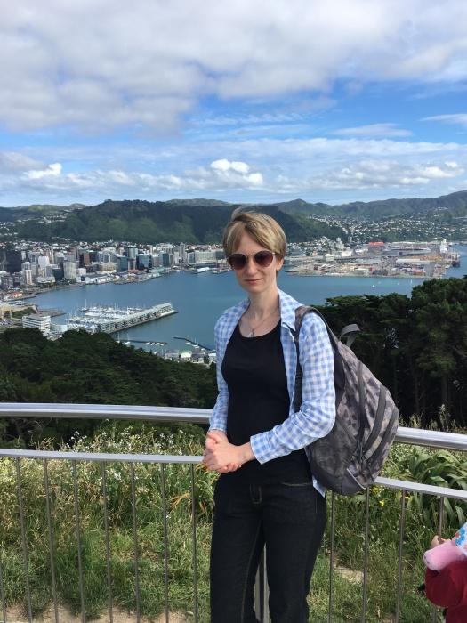 Татьяна не исключает, что останется в Новой Зеландии еще на несколько лет