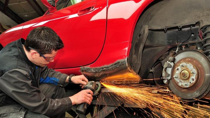 Кузовной ремонт: откладывать себе дороже