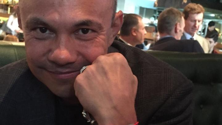 В Уфу приедет знаменитый боксер Костя Цзю