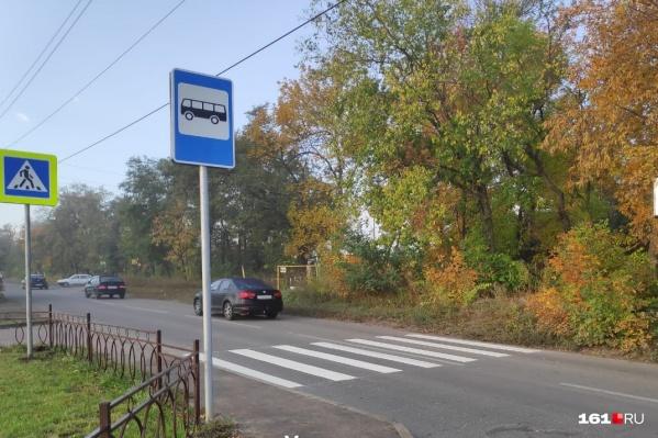 «Зебра», ведущая в заросли кустов, удивила жителей «Суворовского»