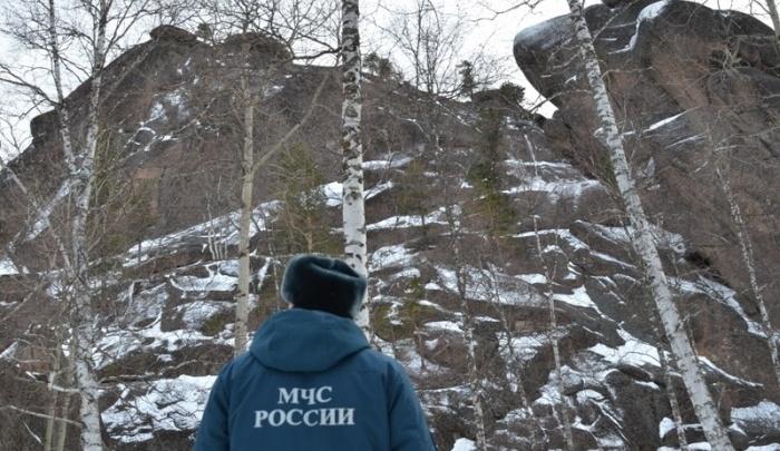 Две женщины заблудились у скалы «Слоник» на «Столбах»