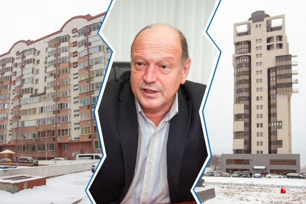 Квартирный вопрос в семье Николая Ющенко решился за один месяц