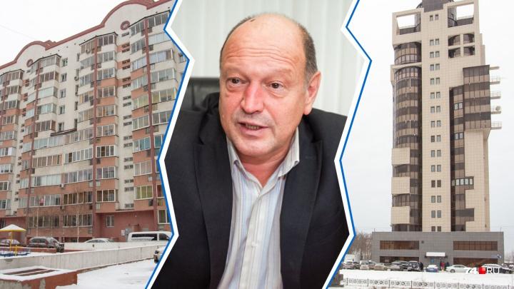 Родные. Просторы: семья главного архитектора города за месяц купила 5 квартир в элитных домах